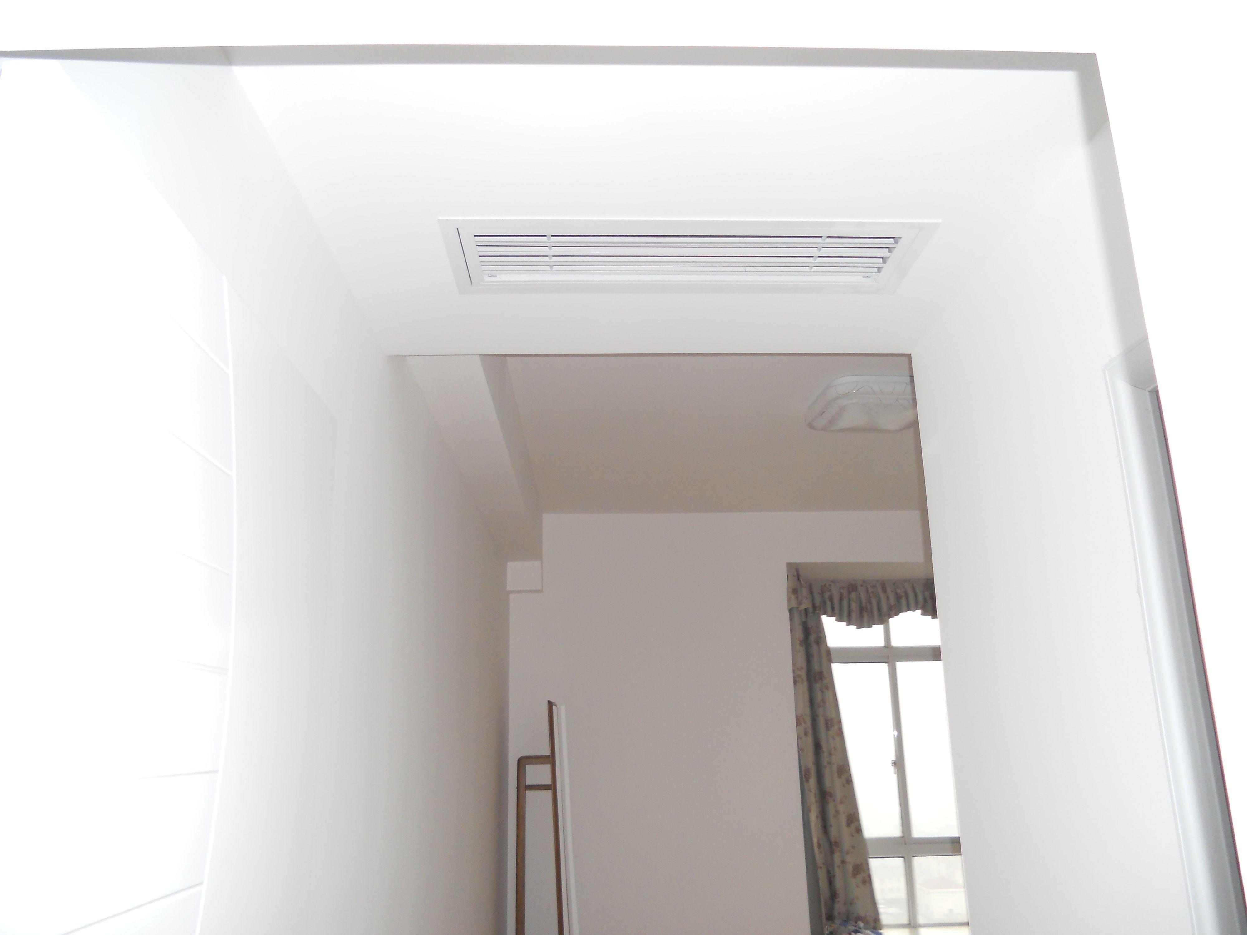 红日子空气能地暖中央空调机